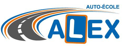 Alex auto-école Logo